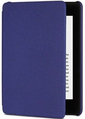 Amazon Kindle Paperwhite Leather Cover (10th Generation - 2018 Release) Purple