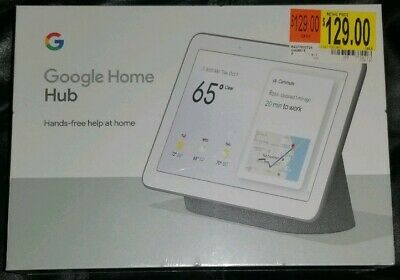 🆕️Google Home Hub with Google Assistant‼ ( GA00515-US)SEALED From The Factory‼♨