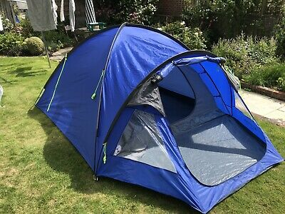 Eurohike Cairns 3 Man DLX Deluxe Festival Dome Tent