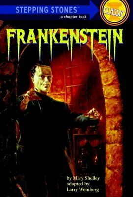 A Stepping Stone Book: Frankenstein by Mary Shelley (1982, Paperback)