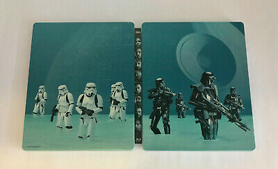 Rogue One : A Star Wars Story Steelbook Avec Blu Ray 3D Uniquement