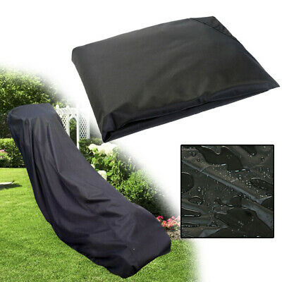 Heavy Duty Lawn Mower Cover Universal Rain Protector Outdoor Parts High quality