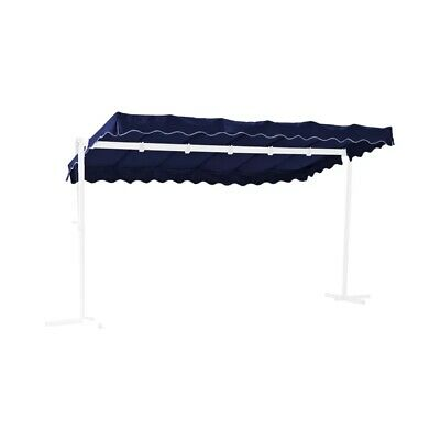 Sol 72 Outdoor 3.75x 2.25 Replacement Roof Blue 100% Weather-resistant Polyester