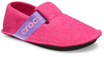crocs Slipper Classic Slipper Kids Candy Pink Croslite Normal Kinder