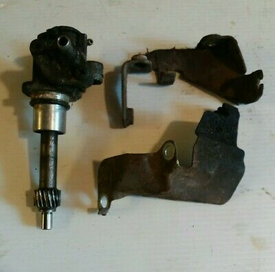 Honda X8R Oil Pump And Brackets 2stroke