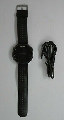 Garmin Forerunner 235 GPS Running Watch & Activity Tracker Black and Grey - UDAC