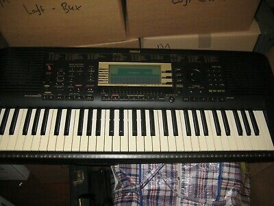 Yamaha psr 730 electronic keyboard