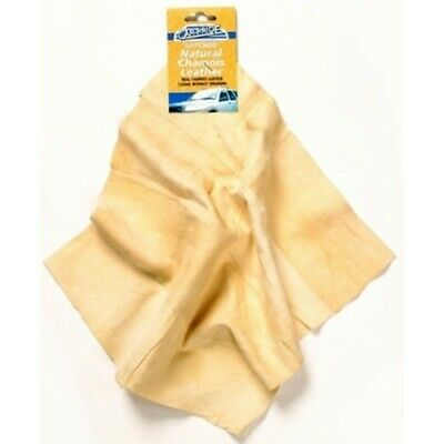 NEW - Chamois Leather - car cleaning natural waxing polishing valet