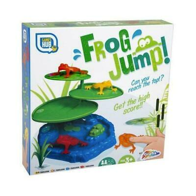 Frog Jump Board Game Toy Fun Christmas Stocking-Filler Childrens Kids Present