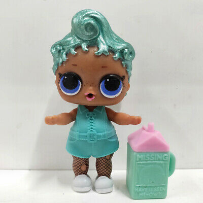 lol doll Big Sister Series 3-005 Blue Hair DIY Blue Dress Kids Birthday Gift
