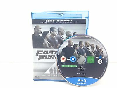 Pelicula Bluray Fast And Furious 7 5013379