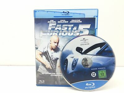Pelicula Bluray Fast And Furious 5 5013396