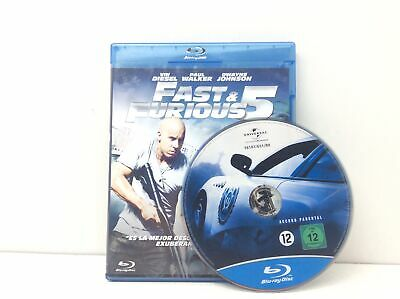 Pelicula Bluray Fast And Furious 5 5013443