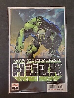 The Immortal Hulk #3 4th Printing Marvel NM Comics Book