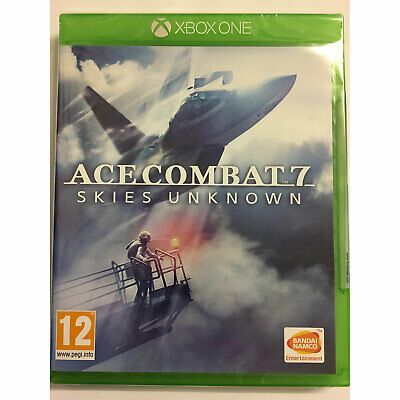 Ace Combat 7 Skies Unknown XBOX ONE New and Sealed