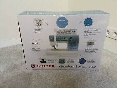 Sewing Machine Singer Quantum 9980-Ultimate MACHINE FOR SEWING cheapest on WEB!