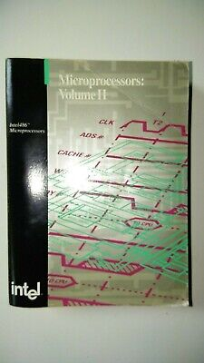 Intel Microprocessors Vol 2  80486  1994  Databook