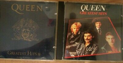 Queen  Greatest Hits Cd Greatest Hits 2 Rock/Pop