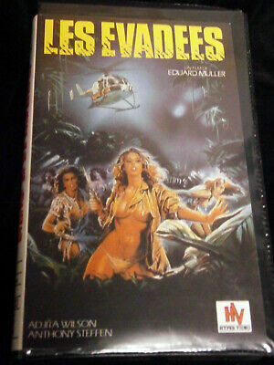 Les Evadees VHS secam French