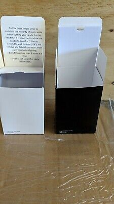 Candle and Diffuser Boxes (Bulk Lot 3000+ boxes)