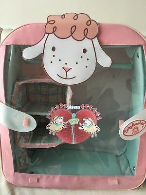 Baby Annabell Dolls Fabric Wardrobe  - Zapf Creations