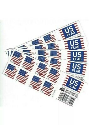 USPS First Class Forever Stamps 5 Books Of 20 United States Postal Service Stamp