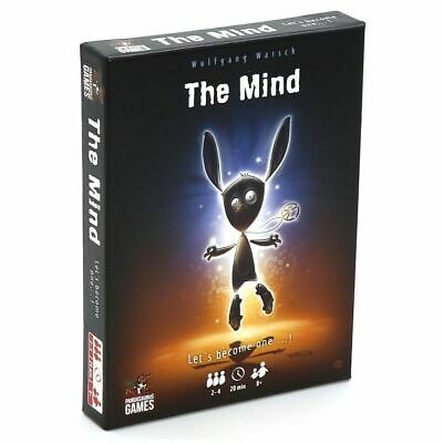 The Mind Card Game Let''s Become One -  Family Gathering Cards Game