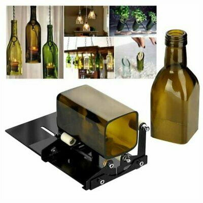 Glass Bottle Cutter Machine Wine Beer Jar Recycle DIY Cutting Craft Recycle Tool