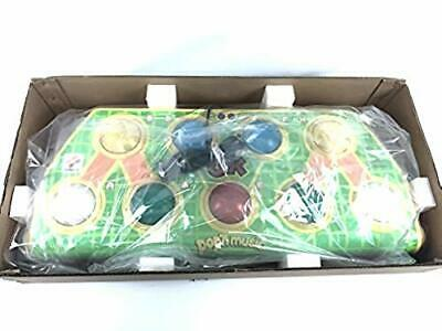 Pop'n Music Arcade Style Controller Sony Playstation 2 PS2 PSX Tested Work F/S