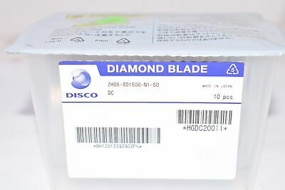 10 Pc NEW Diamond Blade ZH05-SD1500-N1-50, Diamond Blades