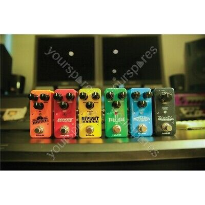NUX Tube Man MKII Overdrive Pedal - NOD-2