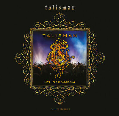 Talisman - Live In Stockholm (Deluxe Edition) CD/DVD