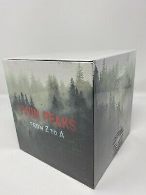 Twin Peaks: From Z to A Limited Edition Blu-ray