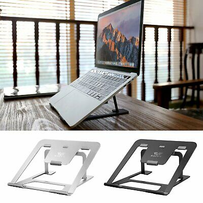 Portable Laptop Stand Foldable Aluminium Tablet Holder Tray for MacBook Pro Air