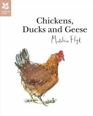 Chickens, Ducks and Geese by Madeleine Floyd (2012, Hardcover)