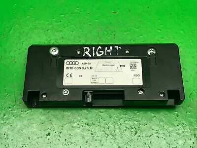 Audi A4 S4 B6 B7 8H Convertible Rear Aerial Receiver Boost Amplifier 8H0035225D