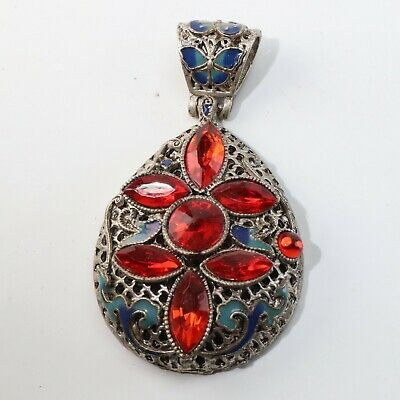Beautiful Chinese pendant ornaments necklace K505