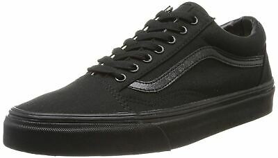 Van s Old Skool Skate Noir Original Chaussures Shoes Classic canvas suede Hommes