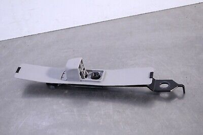 2006-14 Chevy Impala Front Seat Belt Shoulder Height Adjustment Gray 25904968