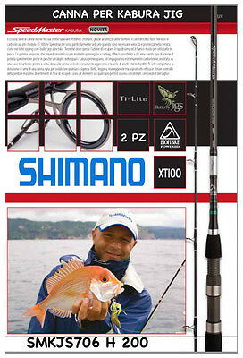 SHIMANO SPEEDMASTER AX Commercial Rods ** FREE POST