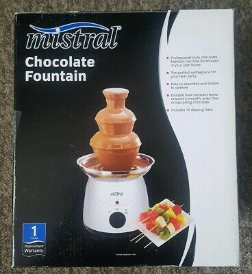 Mistral Chocolate Fountain - Party Guest Piece