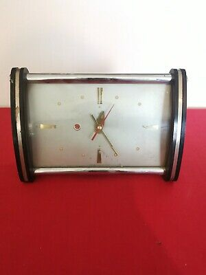 Art Deco Chinese Mantle Clock (Working)