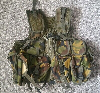 Web-tex Assault Vest DPM Army Military - Hunting Airsoft Paintball