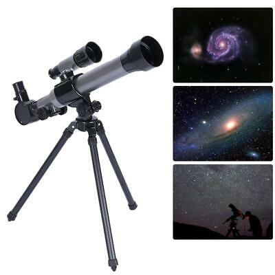 Outdoor Monocular Astronomical Telescope With Tripod Portable Toy Children L1X4