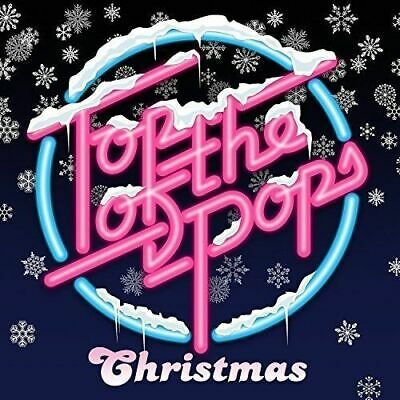 Top of the Pops - Christmas [New & Sealed] 2CD Boxset
