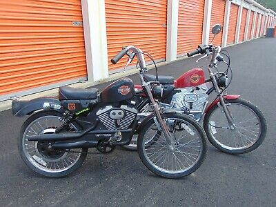 1994 HARLEY DAVIDSON Roadmaster Bicycle SET 1 Owner Unused