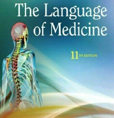 The Language Of Medicine 11th Edition Instant Delivery in 5SECONDS[P DF/E-B OOK]