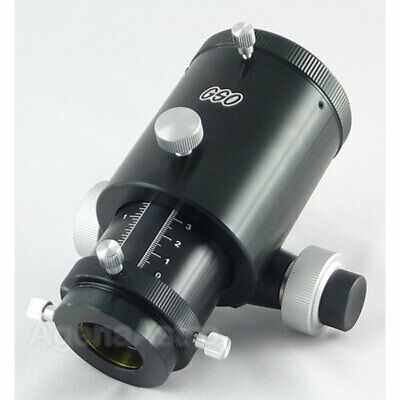 "GSO 2"" Dual Speed 10:1 Linear Bearing SCT Crayford Focuser w/ 1.25"" Adapter"