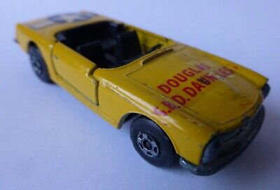 Matchbox No #27 - Mercedes 230 SL