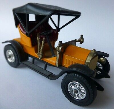 MATCHBOX No Y-4 - OPEL COUPE - Models of Yesterday